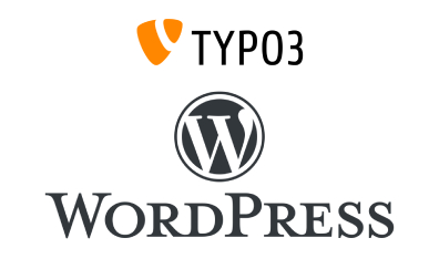 Diferencias WordPress y TYPO3