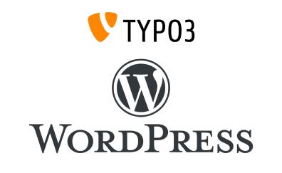 Diferencias WordPress y TYPO3