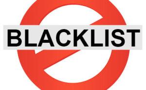 que es una blacklist