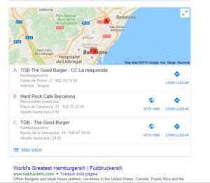 Resultado de búsqueda emoji Google