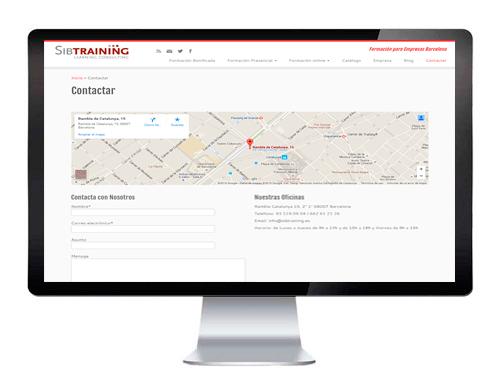 marketing online empresa de formación